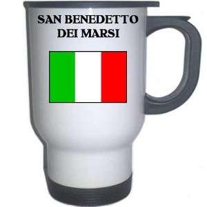 Italy (Italia)   SAN BENEDETTO DEI MARSI White Stainless