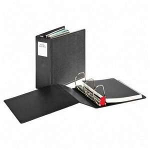 Heavy Duty EasyOpen Slant D Ring Binder, 4 Capacity