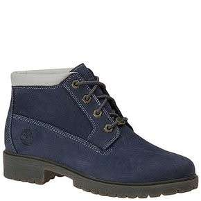 New Timberland 69636 Nellie Chukka Nubuck Leather Work Boots Navy Blue