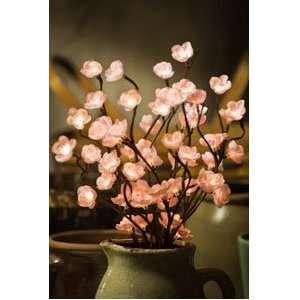 Pink Cherry Blossom Decorative Branch