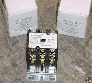 HARTLAND HCC Y3XT02CY HCCY3XT02CY Definite Purpose Contactor 120VAC