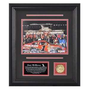 Jamie McMurray 2010 Daytona 500 Winner Framed 6x8