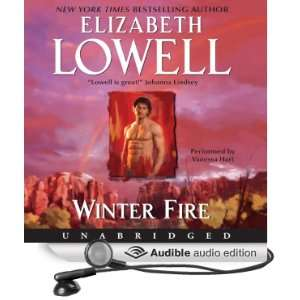 Fire (Audible Audio Edition) Elizabeth Lowell, Vanessa Hart Books