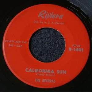 California Sun / H B Goose Step Rivieras Music