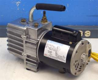 Fischer Technical Co Scientific LAV 3 High Vacuum Pump