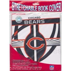 NFL Chicago Bears Stretchable Book Cover