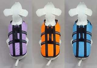 Dog Saver Life Jacket Dog Life Vest Pet clothing Wholesale