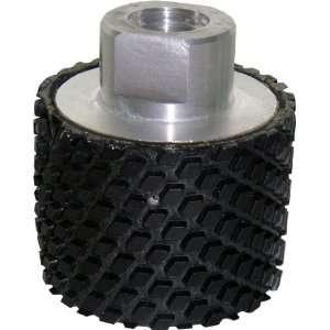 2 Wet Polishing Drum Wheels Grit 100 for Granite/Marble
