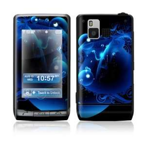LG Dare VX9700 Skin Sticker Decal Cover   Blue Potion