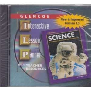 Interactive Lesson Planner: Glencoe Science: Sampler