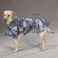 Guardian Gear DOG Rain Jacket Black Camo