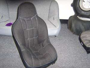 Race Trim Childs / Kids Suspension Seat For Off Road