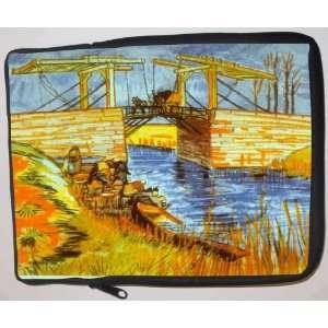 Van Gogh Art Langlois Laptop Sleeve   Note Book sleeve