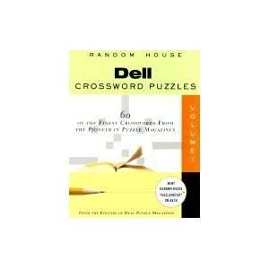 Dell Crossword Puzzles (Spiral Binding) Books