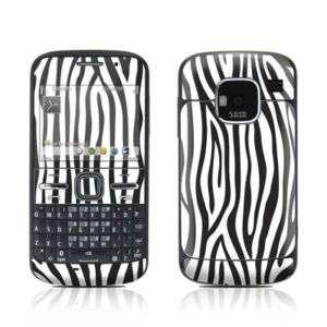 Nokia E5 Skin Cover Case Decal Zebra Stripes
