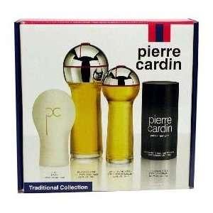 Pierre Cardin By Pierre Cardin 4 Piece Set 2.8 Oz EDC Spray+2.0 Oz