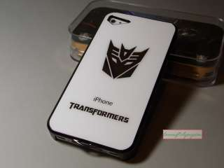 Luxury Designer Transformers Film Plating Hard Case Cover iPhone 4G 4S