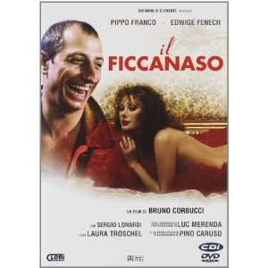 ficcanaso (Dvd) Italian Import edwige fenech, tony hiles Movies & TV