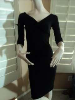 Michael Kors Knot Stretch Matter Jersey Dress ( 6)