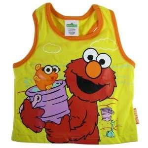 Elmo Tank Top   Sesame Street Elmo Girls Racerback Shirt