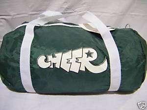 W277/U 303 Cheerleading Cheer Duffel Bag, Dark Green