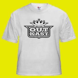 Outkast Rap Hip Hop Group South Music T shirt S M L XL