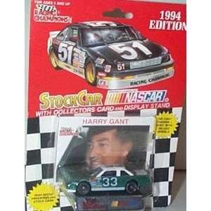 1994 Racing Champions 164 Harry Gant #33   No Sponsor