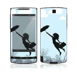 Modern Super Woman Protective Skin Cover Decal Sticker for