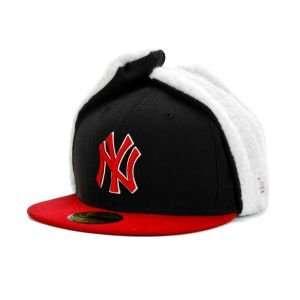 New York Yankees New Era MLB 59FIFTY Dogear Cap Hat