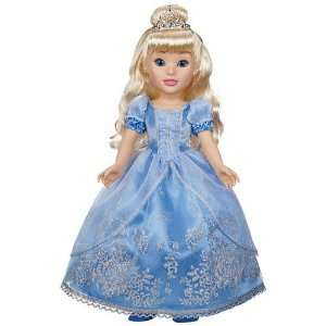 Disney Princess and Me Cinderella 18 Doll PLUS Ballet