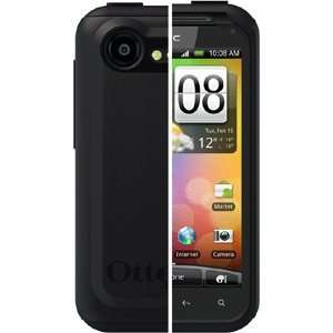 Droid Incredible 2 and HTC Droid Incredible S Commuter Case, Black