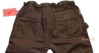 Koi Lindsey Scrub Cargo Pocket Pant Color Cocoa   Size Small
