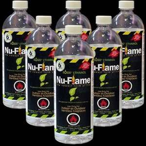 Nu Flame Bio Ethanol Fuel Pack Fuel Containers 6