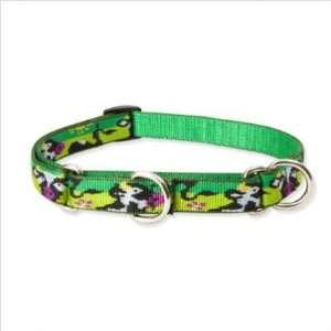 Moo Cow 3/4 Adjustable Medium Dog Combo Collar Size