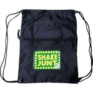 Shake Junt Ya Dig Napsack Black:  Sports & Outdoors