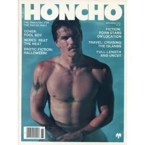 Honcho Magazine November 1979 (Volume 2): George Mavety