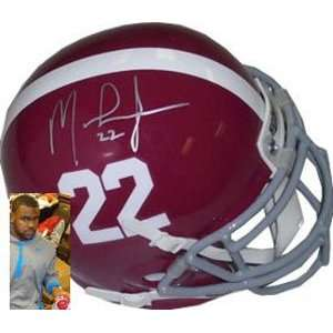 Mark Ingram Signed Crimson Tide Mini Helmet Sports
