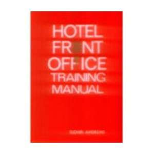 Hotel Front Office Training and Management (9780074515136