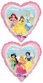 DISNEY PRINCESS birthday party balloon party supplies