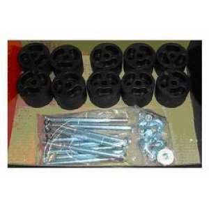 Performance Accessories 502 2 Body Lift Kit Chev