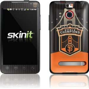 San Francisco Giants   World Series Champions Logo 10 skin