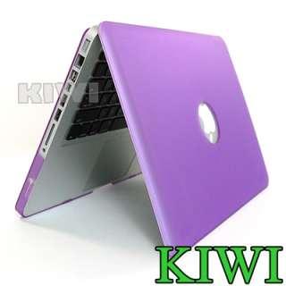 Multi Color Rubberized Hard Case for New MacBook Pro 13