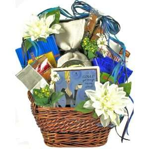 Coffee Break Gourmet Gift Basket for Her   Great Mothers Day Gift