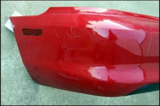 RED 94 95 FORD MUSTANG COBRA REAR BUMPER COVER 96 97 98 LX