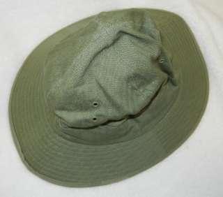 1942 Dated ORIGINAL G.I. DAISY MAE CAP WW2 VINTAGE U.S. ARMY ISSUE HBT