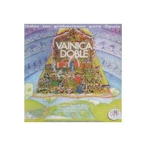 Todas Sus Grabaciones Para Opalo VAINICA DOBLE Music