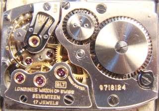 Longines 14K White Gold Diamond Dynasty Watch Elegant
