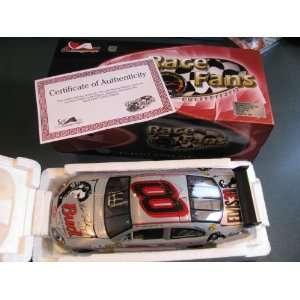 com Dale Earnhardt Jr #8 BUD Budweiser Elvis Presley Mesma Chrome Car