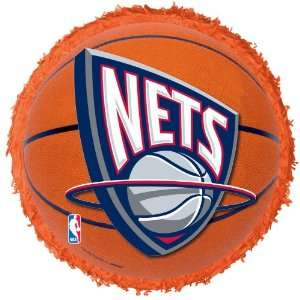 Lets Party By YA OTTA PINATA New Jersey Nets Basketball