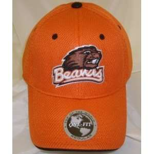 OREGON STATE BEAVERS OFFICIAL NCAA LOGO ONE FIT PERFORMANCE HAT CAP